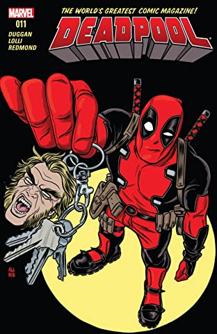 Deadpool (2015-2017) No.11