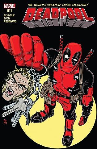 Deadpool (2015-) #11