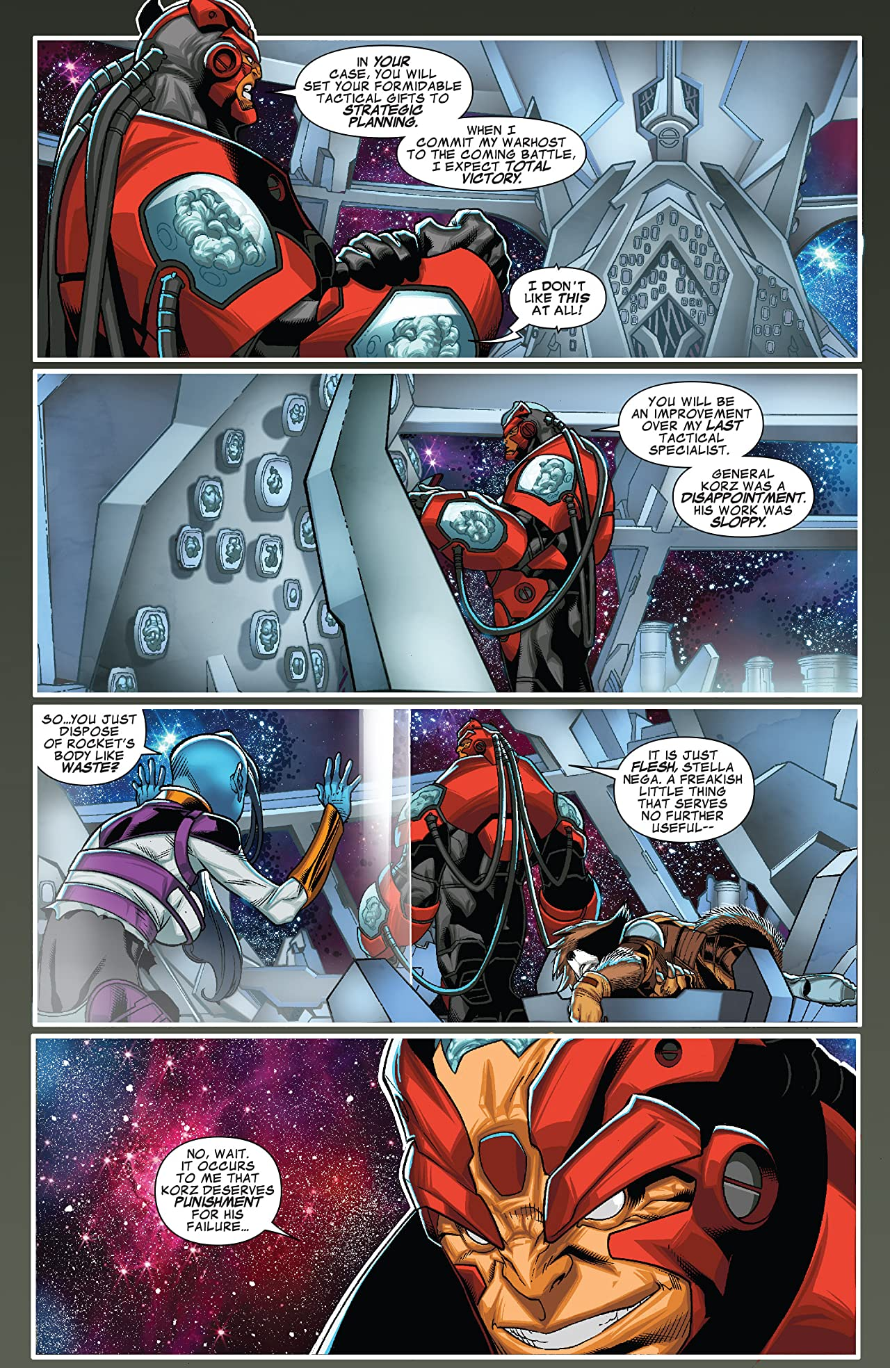Guardians of Infinity (2015-2016) #6