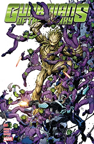 Guardians of the Galaxy (2015-) #8