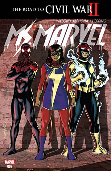 Ms. Marvel (2015-) #7