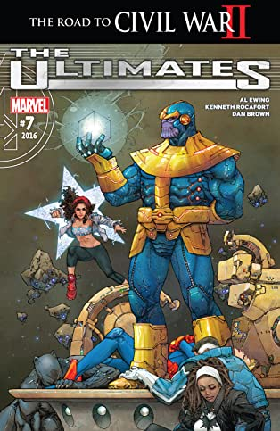 Ultimates (2015-2016) #7