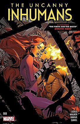 Uncanny Inhumans (2015-2017) #8