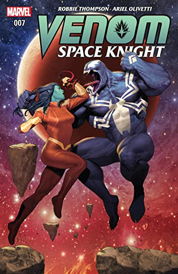 Venom: Space Knight (2015-2016) #7