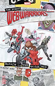 Web Warriors (2015-2016) #7