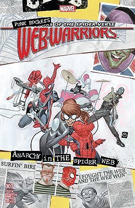 Web Warriors (2015-2016) #7
