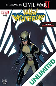 All-New Wolverine (2015-2018) #8