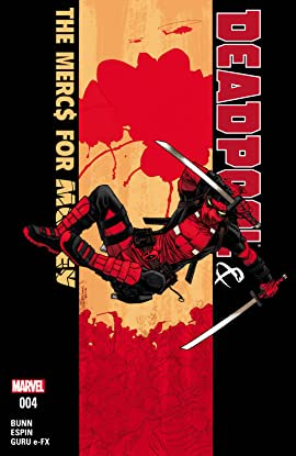 Deadpool & The Mercs For Money (2016) #4 (of 5)