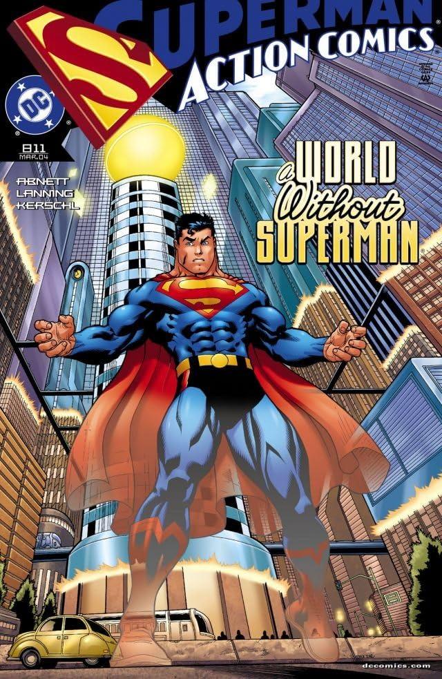 Action Comics (1938-2011) #811
