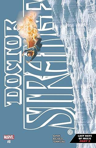 Doctor Strange (2015-) #8