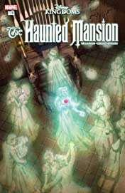 Haunted Mansion (2016) #3 (of 5)
