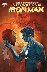 International Iron Man (2016) #3