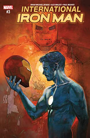 International Iron Man (2016-) #3