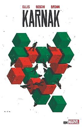 Karnak (2015-2017) #4