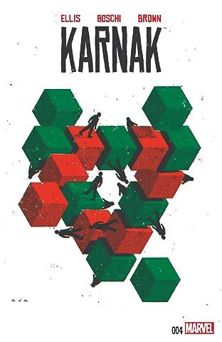 Karnak (2015-) #4