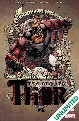 The Mighty Thor (2015-2018) #7