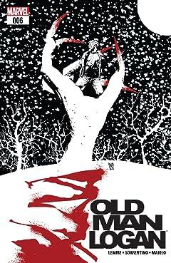 Old Man Logan (2016-2018) #6