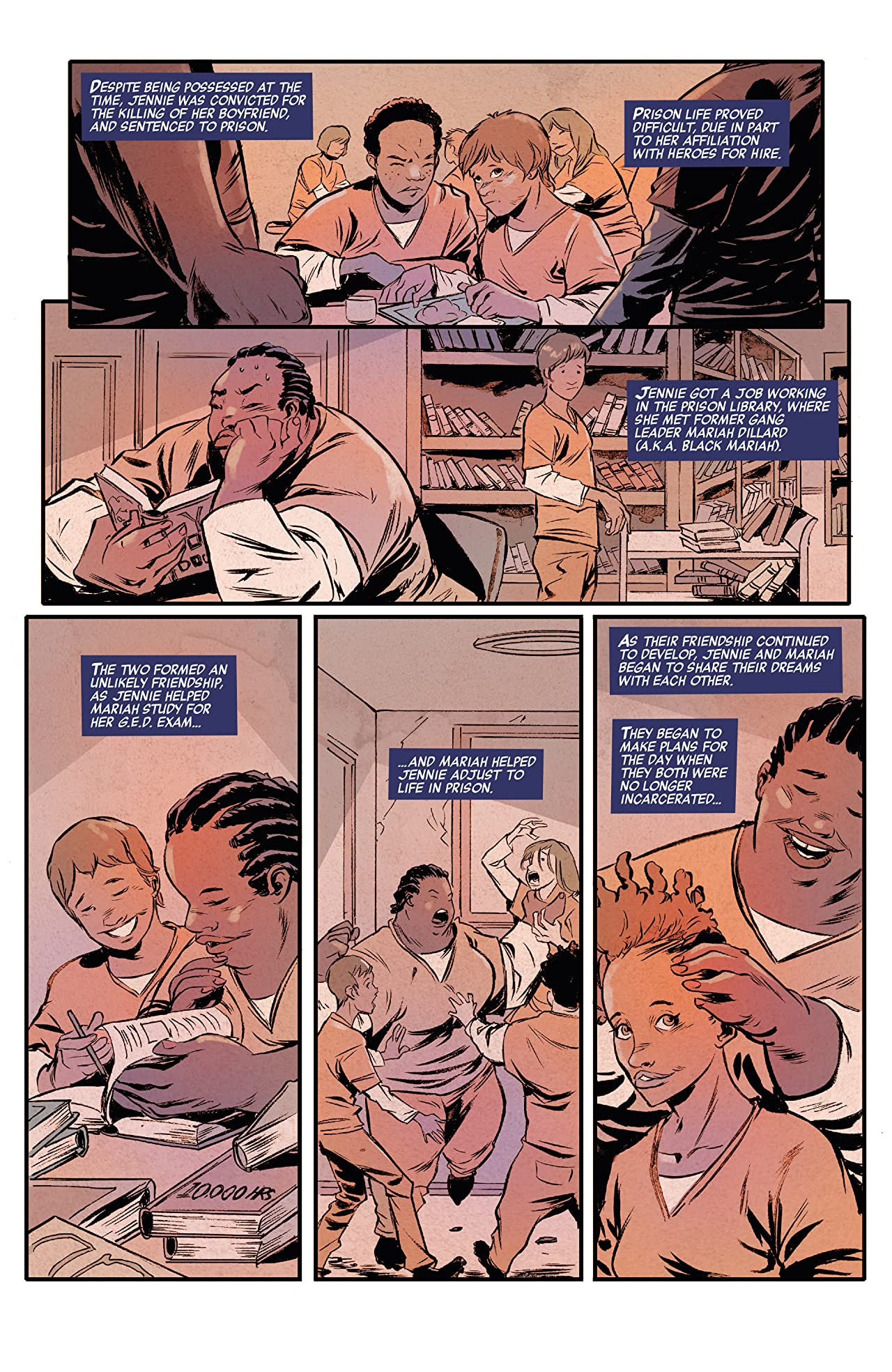 Power Man and Iron Fist (2016-2017) #4