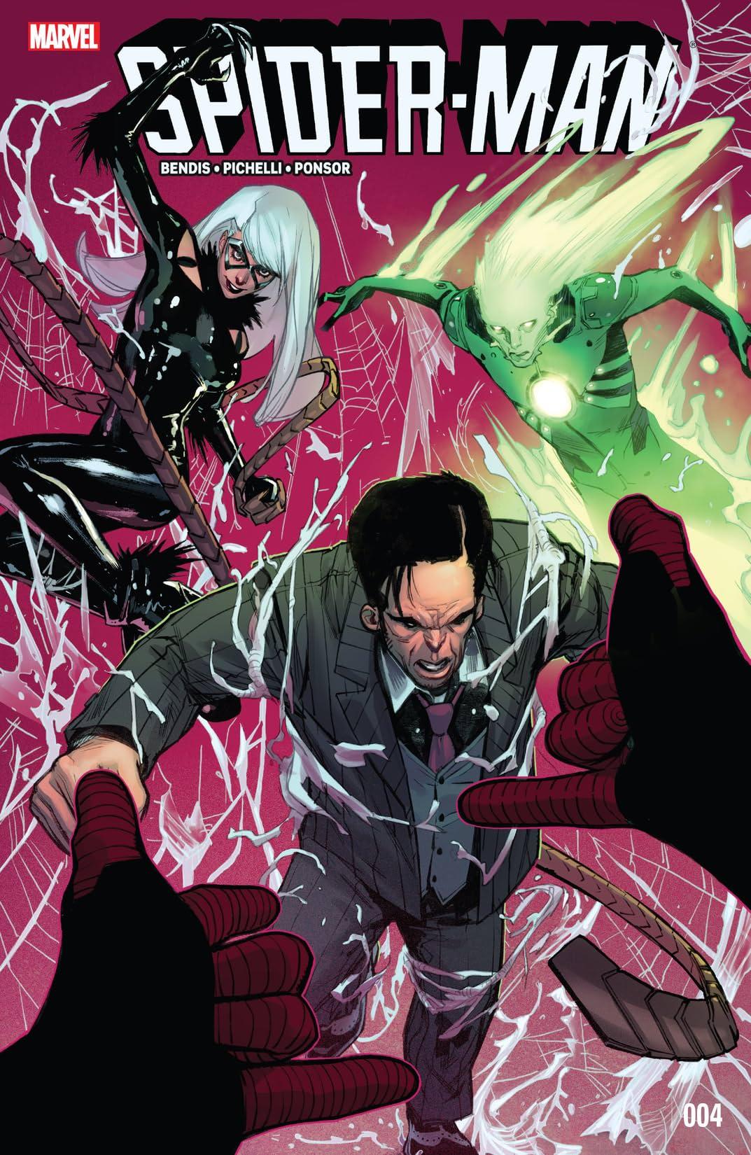 Spider-Man (2016-2018) #4