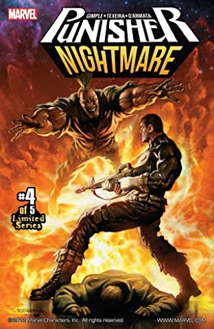 Punisher: Nightmare #4 (of 5)