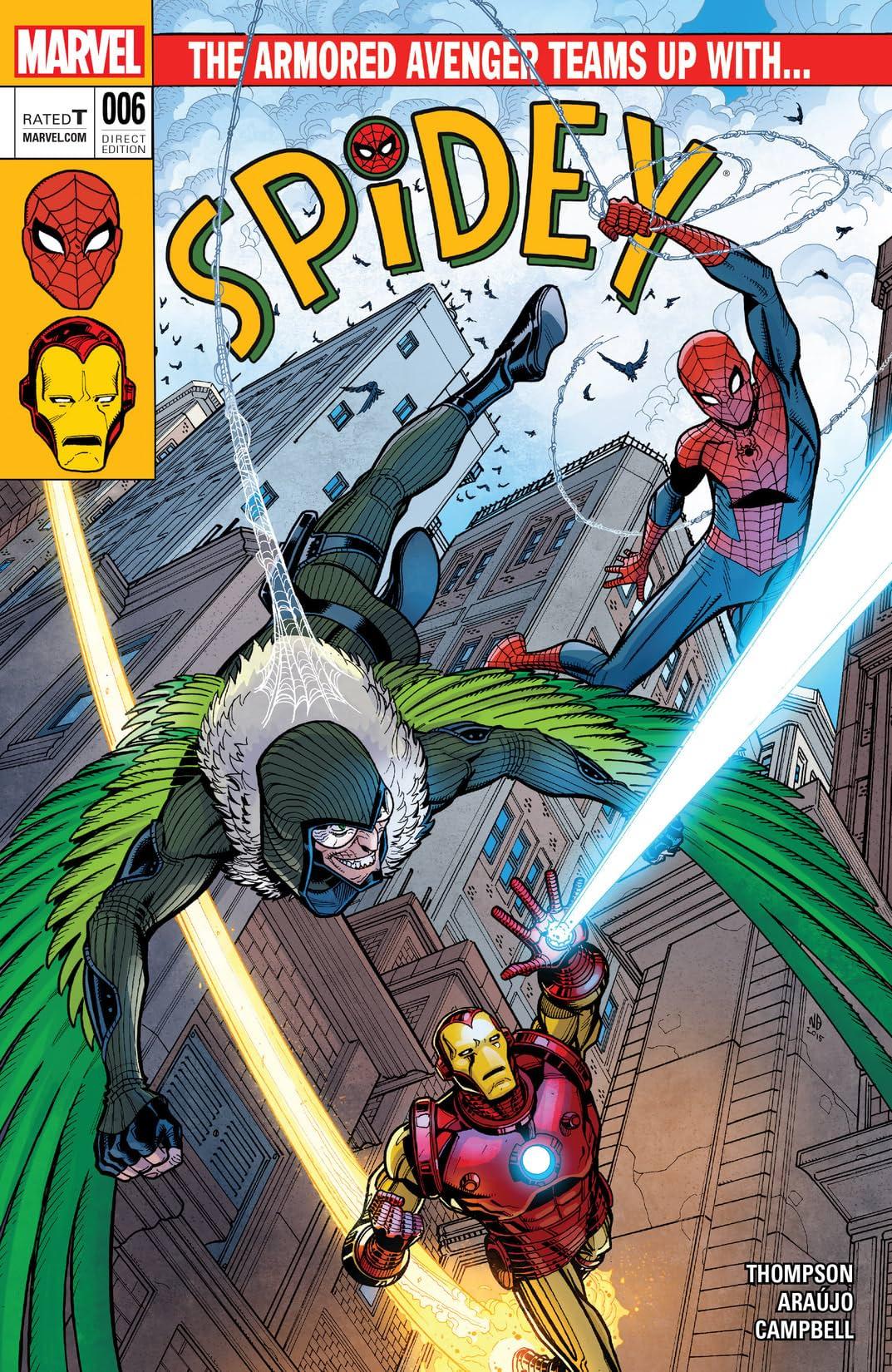 Spidey (2015-2016) #6