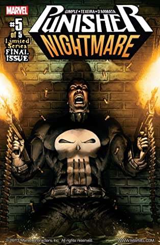 Punisher: Nightmare #5 (of 5)