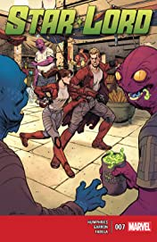 Star-Lord (2015-2016) #7