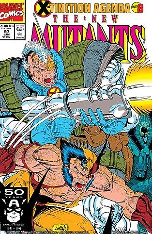 New Mutants (1983-1991) #97