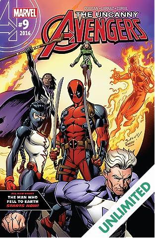 Uncanny Avengers (2015-) #9