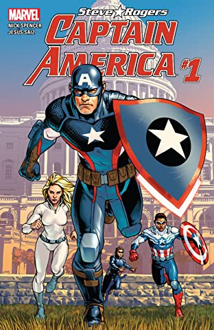 Captain America: Steve Rogers (2016-) #1