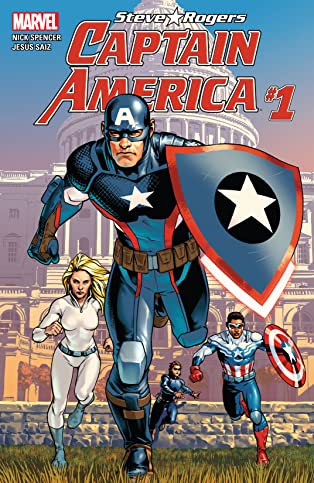 Captain America: Steve Rogers (2016-2017) #1