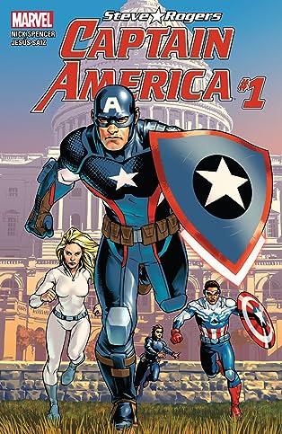 Captain America: Steve Rogers (2016-) #1