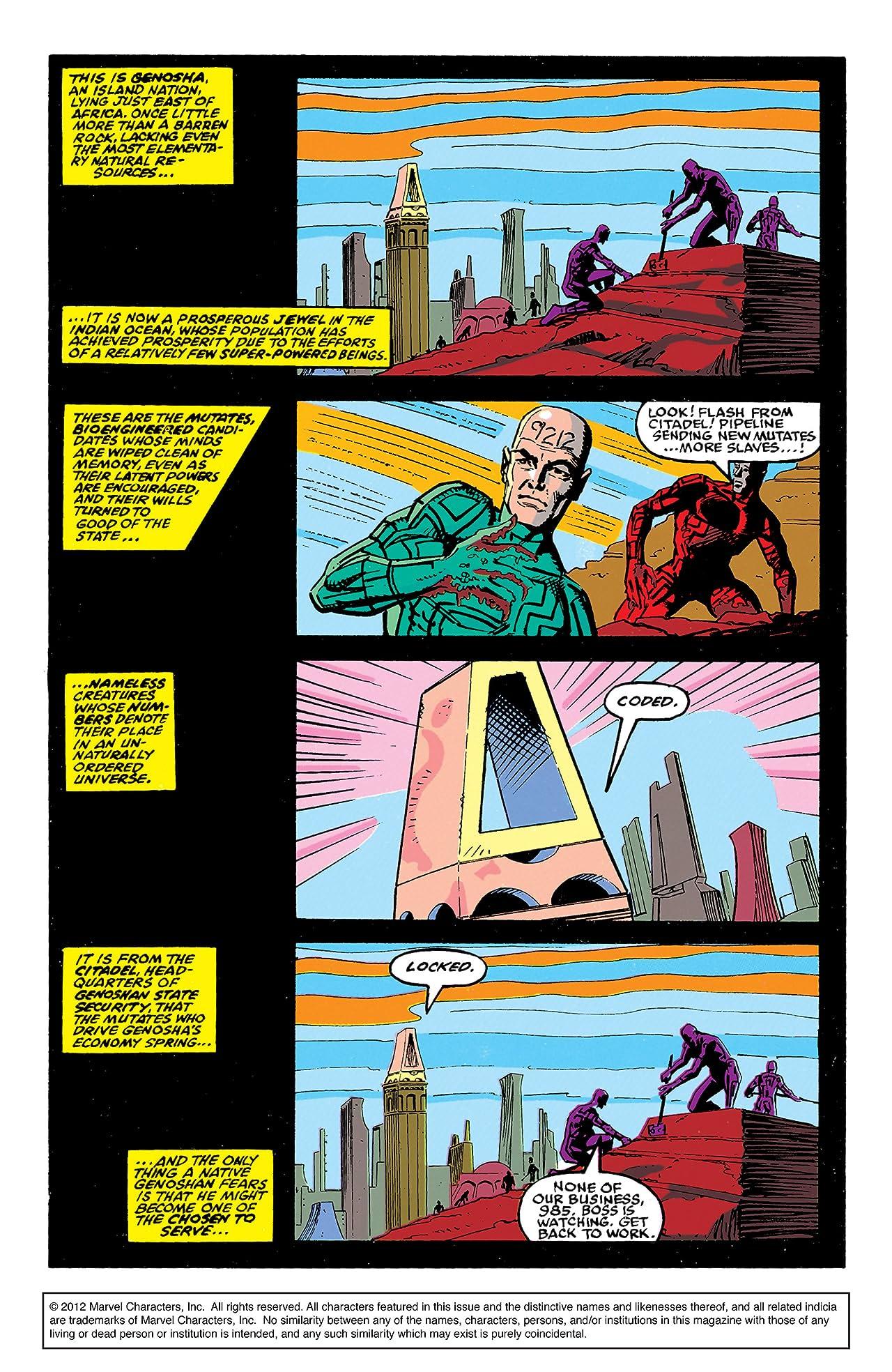 New Mutants (1983-1991) #95