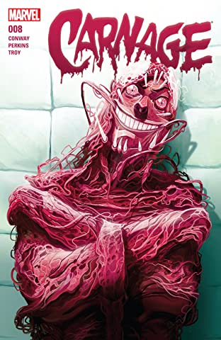 Carnage (2015-) #8