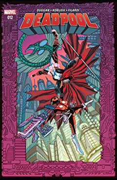 Deadpool (2015-2017) #12