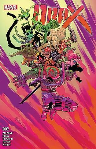Drax (2015-) #7