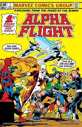 Alpha Flight (1983-1994) #1