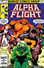 Alpha Flight (1983-1994) #2