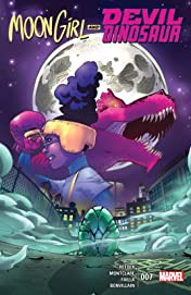 Moon Girl and Devil Dinosaur (2015-) #7