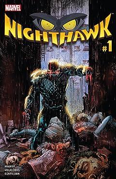 Nighthawk (2016) #1