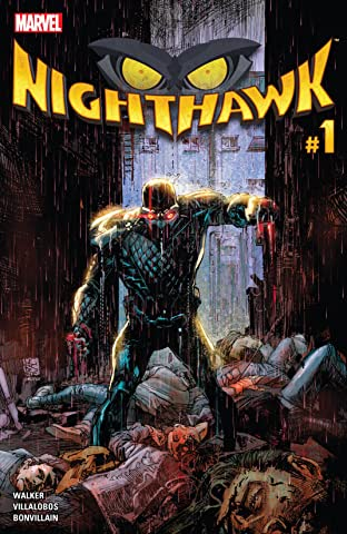 Nighthawk (2016-) #1