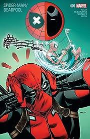 Spider-Man/Deadpool (2016-2019) #5