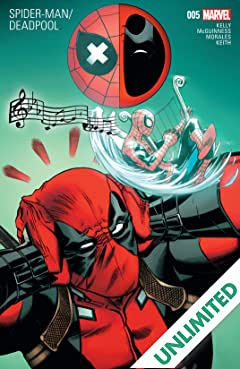 Spider-Man/Deadpool (2016-2019) #5