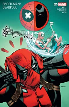 Spider-Man/Deadpool (2016-2019) No.5