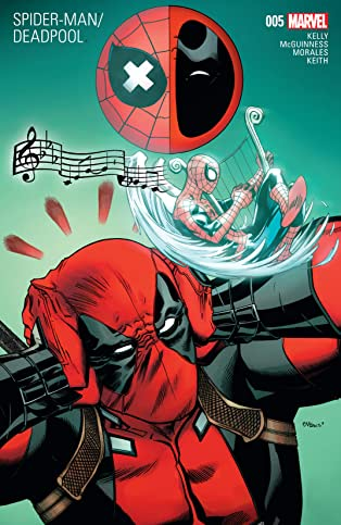 Spider-Man/Deadpool (2016-) #5