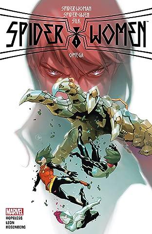 Spider-Women Omega #1