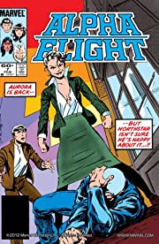 Alpha Flight (1983-1994) #7