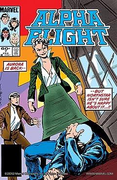 Alpha Flight (1983-1994) #7