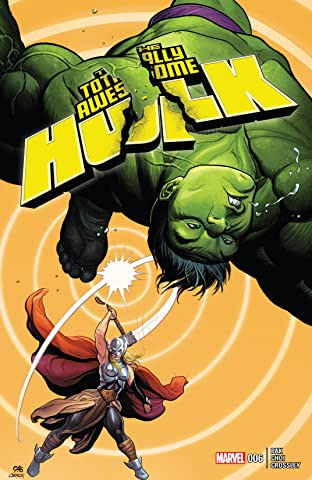 The Totally Awesome Hulk (2015-2017) No.6