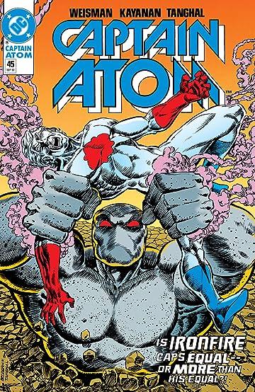 Captain Atom (1986-1991) #45